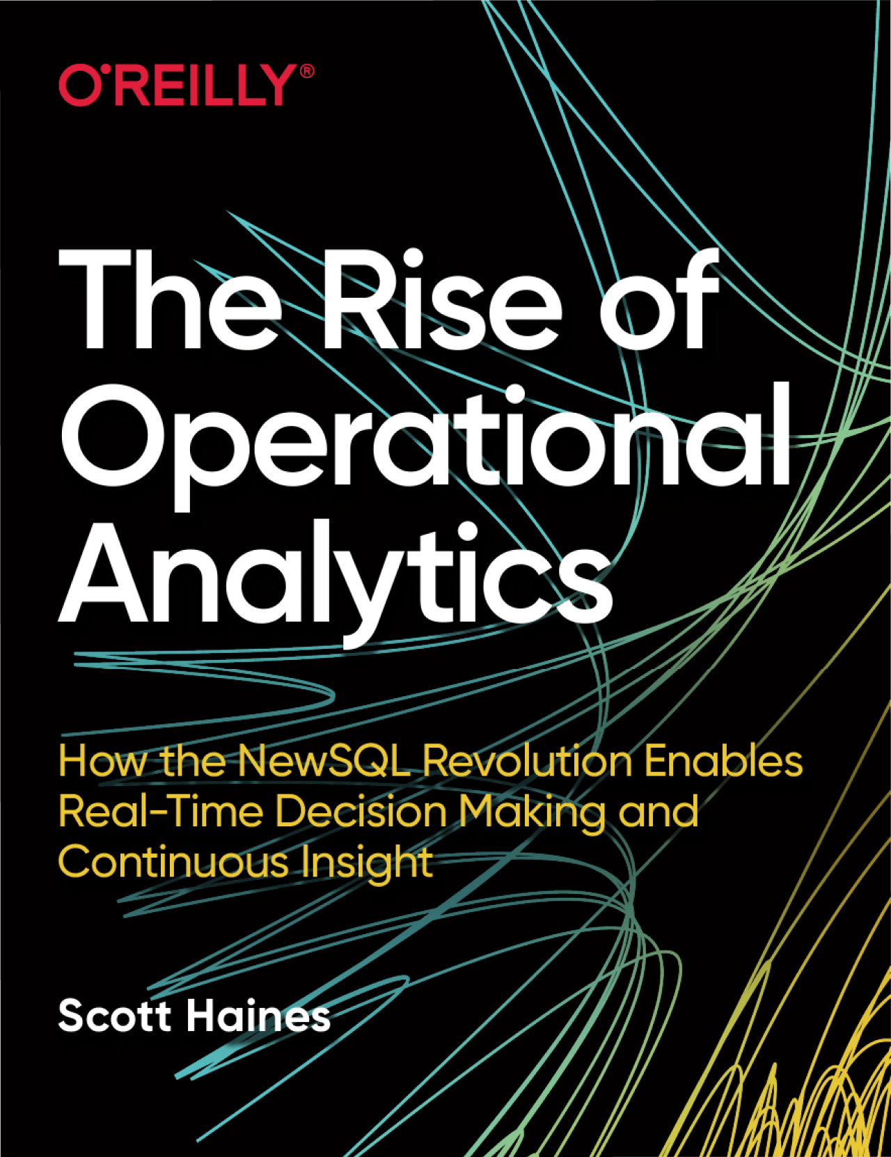 O'Reilly Operational Analytics Ebook Image