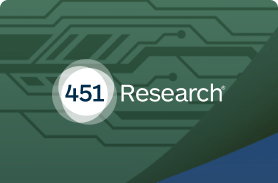 451 Research: HOAP and the Future of the Database Market