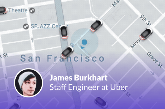Real-Time Analytics at Uber Scale