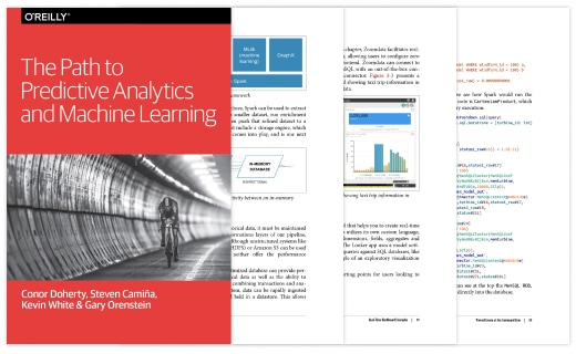 The Path to Predictive Analytics and Machine Learning